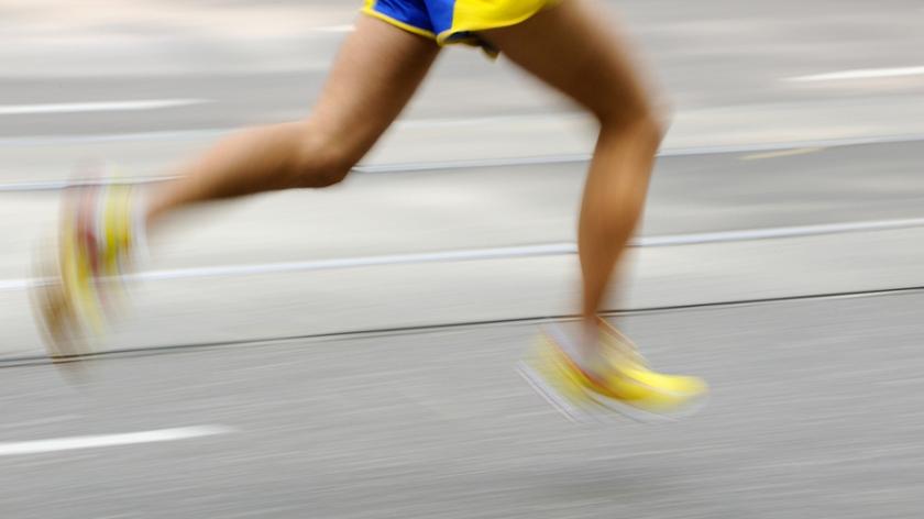 running-stride